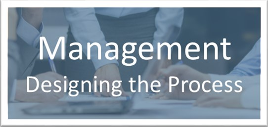 Management-Designing the Process